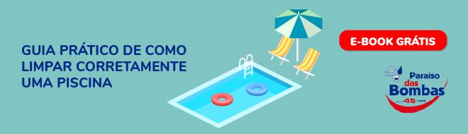 Guia prático de como limpar corretamente sua piscina
